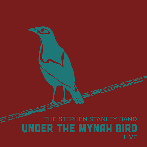 The Stephen Stanley Band – Live Static Roots Oberhausen, Germany Released on Bandcamp & all streaming services, Friday, July 10th 2020